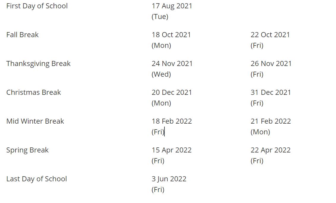 Utah Calendar Holidays 2021-2022