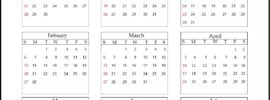 Washoe School District Calendar 2021-2022